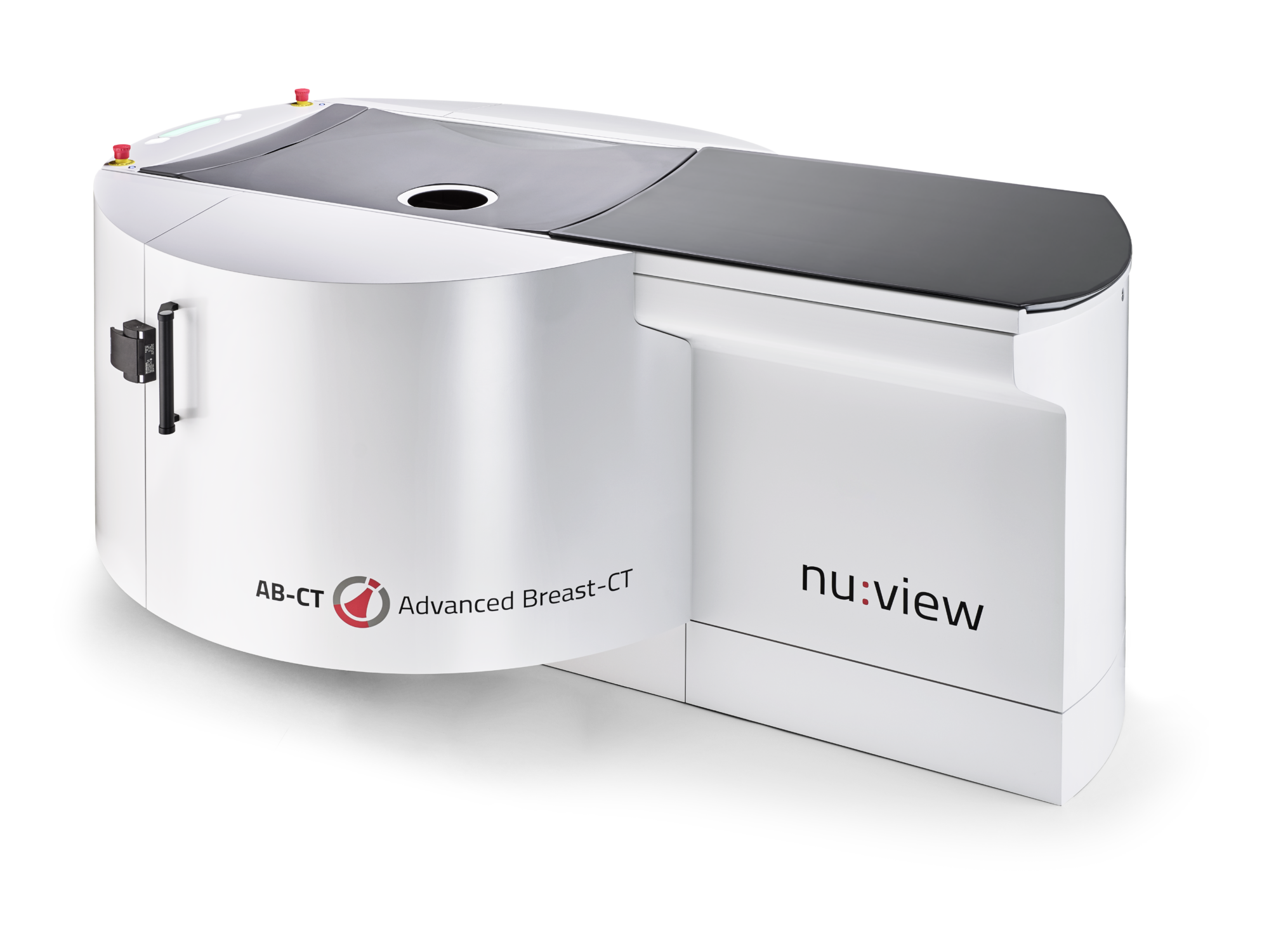Image of nu:view breast ct scanner