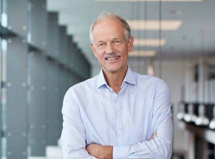 Prof. Willi Kalender - Gründer von AB-CT und Erfinder des nu:view Brust-CT-Scanners