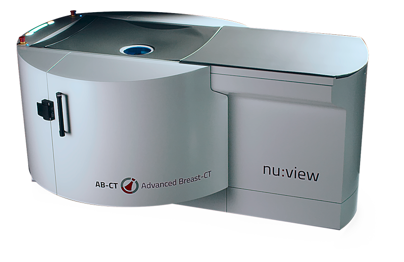 nu:view Breast-CT Scanner